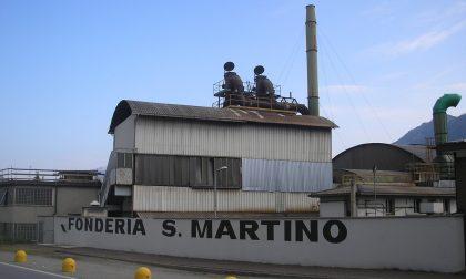 Fonderia San Martino: il Comune obbliga liquidatore, giudice e commissario a mettere in sicurezza l'area