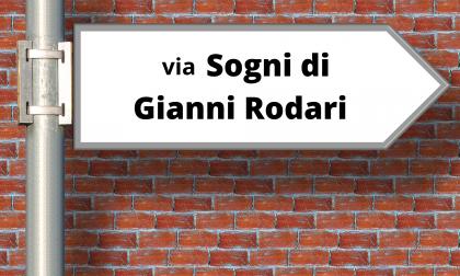 """Nasce la via fittizia """"via Sogni di Gianni Rodari n. 1000"""""""