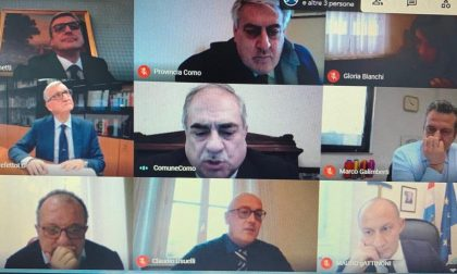 Consulta Lariana: ieri l'insediamento online