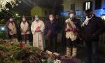 Inaugurato il tradizionale presepe di Vercurago