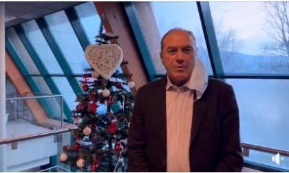 Picco Lecco:  il messaggio di Natale del presidente alla grande famiglia biancorossa VIDEO