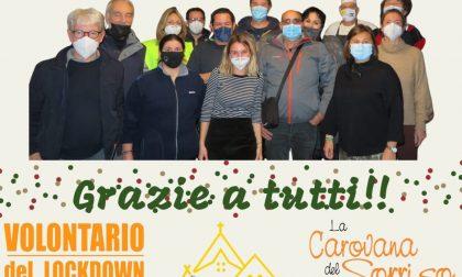Cena di Natale diffusa: la solidarietà ha fatto davvero centro FOTO