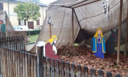 Ritrovato il Gesù Bambino rubato dal presepe