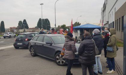 Incidente alla Voss: la testimonianza del sindacalista urtato dall'auto dell'amministratore delegato VIDEO
