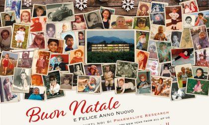"""Il Natale della """"famiglia"""" Pharmalife Research"""