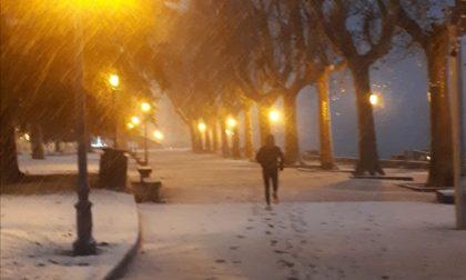 Abbondante nevicata nel Lecchese: il risveglio è imbiancato FOTO E VIDEO