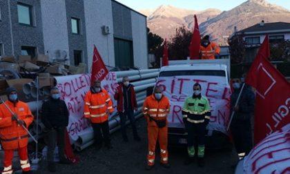 Sittel: lavoratori in sciopero il 3 dicembre