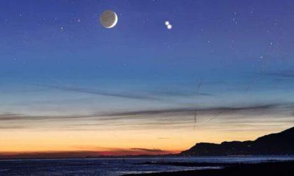 Questa sera il Planetario di Lecco entra in tutte le case con la stella di Natale