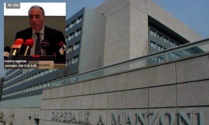 Piano vaccini Covid: ospedale Manzoni di Lecco  da domenica in prima linea VIDEO