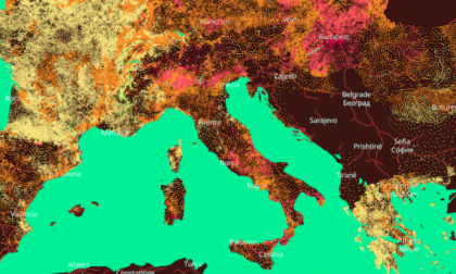 A Lecco in 50 anni le temperature si sono alzate di ben 3 gradi e in provincia di 2.4 °C