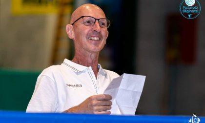 Dolore per la scomparsa di Virgilio Bonacina, presidente della Polisportiva