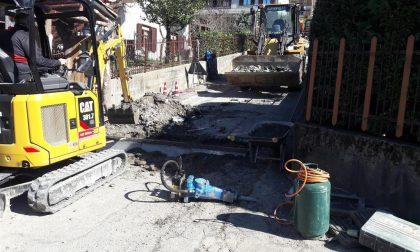 Conclusa la separazione della rete fognaria nella frazione di Favirano