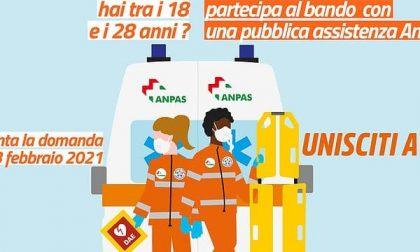 Calozio, il Servizio Civile Universale coi Volontari del Soccorso