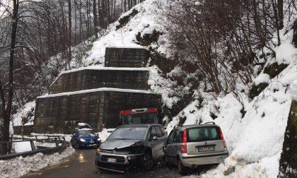 Incidente a Casargo: soccorsi due uomini