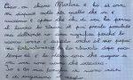 Toccante lettera di una bambina agli operai della Voss