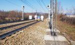 Tragedia: persona muore travolta da un treno