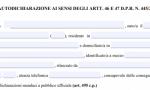 Lombardia zona rossa: ecco l'autocertificazione gennaio 2021 necessaria per gli spostamenti