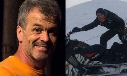 Matteo ucciso da una valanga, nel 2019 la tragedia del papà