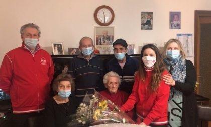 Tanti auguri nonna Nenna: la fondatrice dell'Aido ha spento 101 candeline