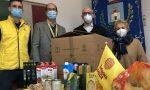 Coldiretti Como-Lecco dona 2100 kg cibo alle famiglie bisognose