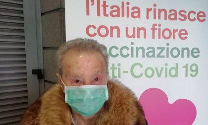I primi anziani lecchesi hanno ricevuto il vaccino Covid