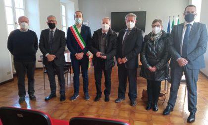 Valgreghentino, Medaglia d'Onore ai familiari di Mario Ripamonti