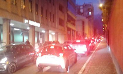 Code infinite sulla Ss36, la città di Lecco intasata dal traffico