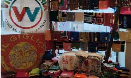 Al Giglio di Lecco oltre 400 manufatti realizzati per i progetti Viva Vittoria e Mato Grosso Perù