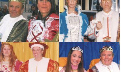 Niente Carnevalone a Lecco e Ltm regala un amarcord con la carrellata di foto di Re Resegone e Regina Grigna dal 1996 al 2019
