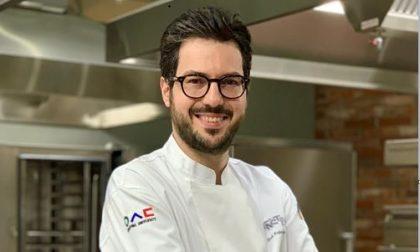 Gli auguri dello Chef stellato Ferrari per la nuova avventura del ristorante didattico