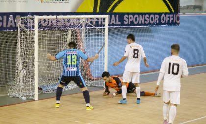 Calcio a 5, termina con un pareggio la sfida Lecco-Orange Asti