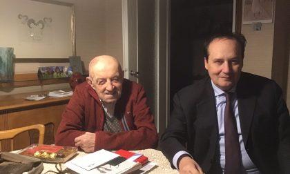 Valmadrera piange la scomparsa di Giuseppe Voltolini