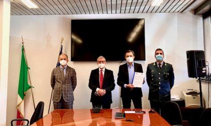 Controllo di vicinato: sindaco e prefetto firmano il protocollo