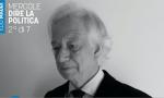 Continuano gli incontri con mercoleDIRE la politica, ospite l'architetto Elio Mauri