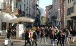 Centro Lecco preso d'assalto dai lecchesi FOTO