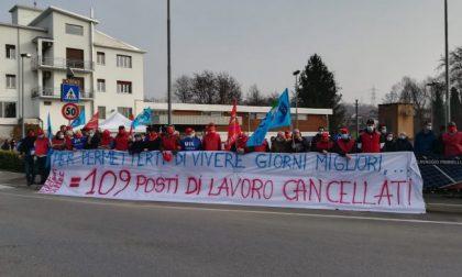 Teva Bulciago, lavoratori in sciopero ad oltranza