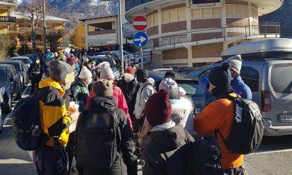 Tolleranza zero contro gli assembramenti in montagna: nel fine settimana in campo Forze dell'ordine e Protezione Civile