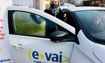 Car sharing elettrico: sono 8 i Comuni lecchesi che hanno adottato E-Vai Public