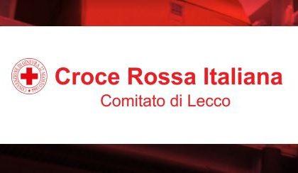 La Croce Rossa di Lecco dà il via a due iniziative solidali