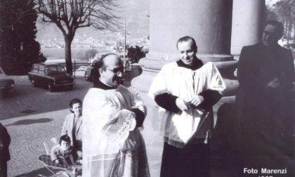 Addio a don Giulio Gabanelli, coadiutore a Calolzio dal '61 al '69