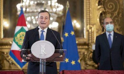 Governo Draghi nominati i ministri, sabato il giuramento