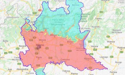 Cappa di smog sul Lecchese: si salvano solo Lago e Valasassina