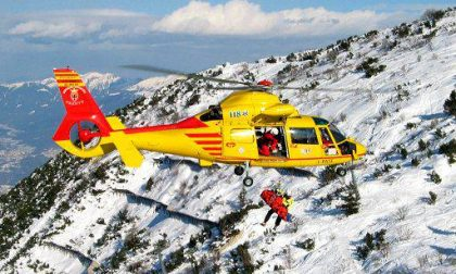 Incidenti in montagna: doppio intervento del Soccorso Alpino