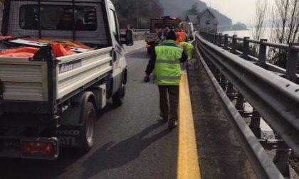 Statale 36 vietata ai ciclisti tra Lecco e Abbadia: Piazza e Micheli dicono no