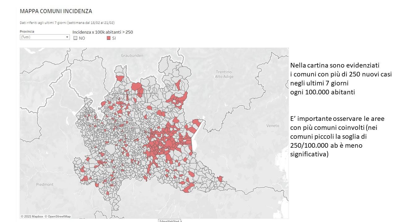 Cartina Geografica Cartina Comuni Della Provincia Di Cremona.Zona Arancione Rafforzata In Provincia Di Brescia E In 8 Comuni Bergamaschi La Cartina Con I Comuni Lecchesi A Rischio Prima Lecco