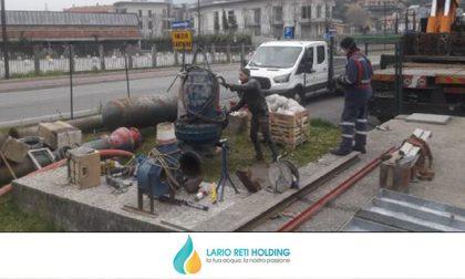 Lario Reti Holding: quasi 10 milioni per il raddoppio dell'acquedotto Brianteo