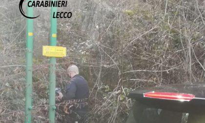 Spaccio di droga: pusher arrestato dopo un rocambolesco inseguimento all'uscita della Statale 36