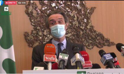 """Vaccinazioni nel caos, Fontana: """"Ho chiesto ai vertici di Aria di fare un passo indietro, altrimenti la società verrà azzerata"""""""