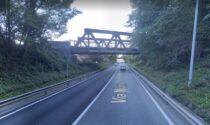 Sp 72 chiusa da stasera al 12 aprile per lavori al ponte della ferrovia