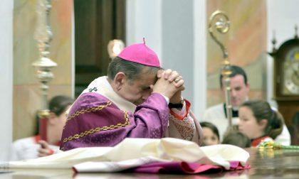 L'Arcivescovo di Milano omaggia le vittime del Covid della Valle San Martino